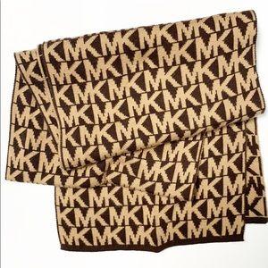 Michael Kors | Signature MK Logo Scarf